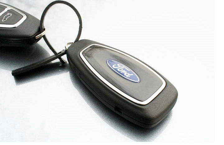 汽车钥匙 (4)